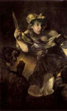 By Francisco de GOYA